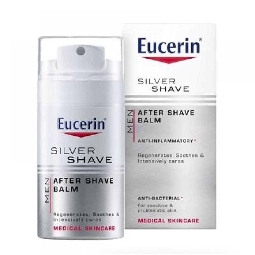 EUCERIN MEN Balzam po holení SILVER SHAVE 75 ml