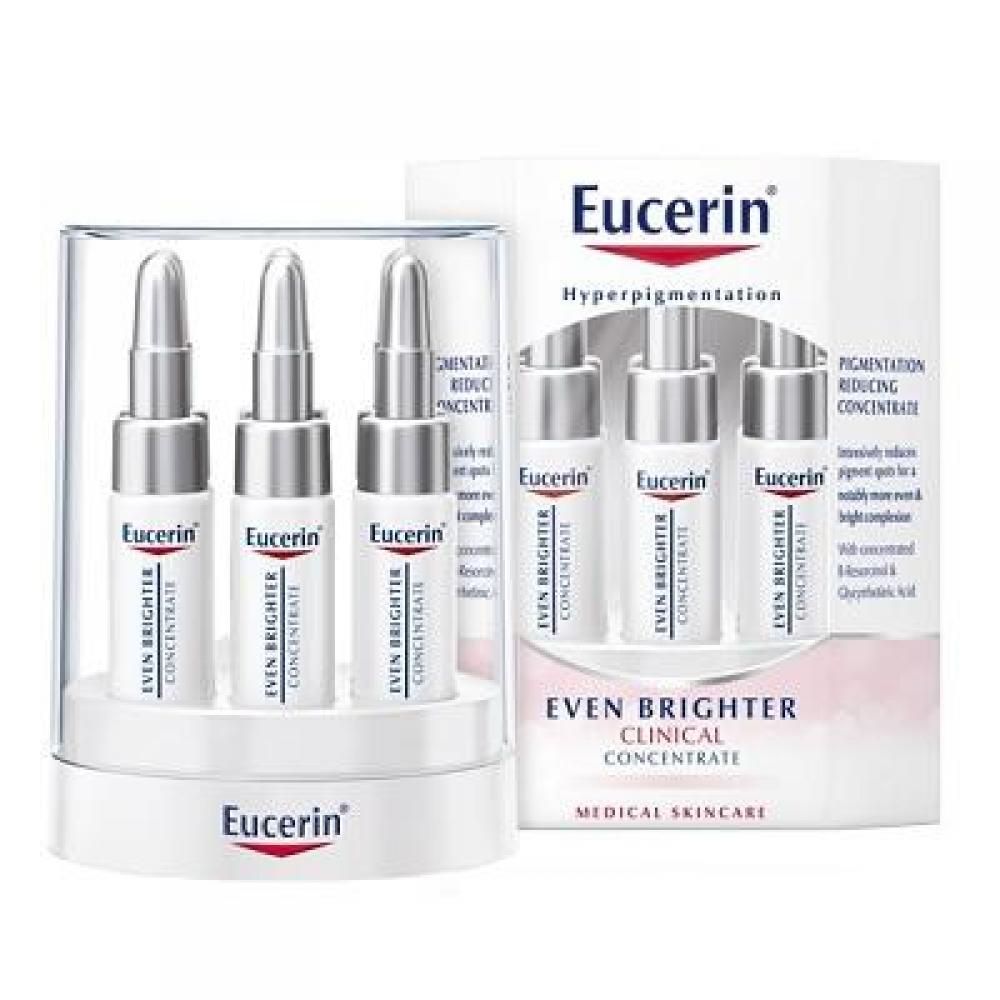Eucerin Even Brighter sérum proti pigmentovým škvrnám (Serum Concentrate) 6 x 5 ml%