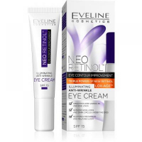 EVELINE Neo Retinol Illuminating očný krém 15 ml