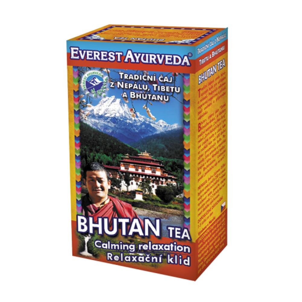 Everest-Ayurveda BHUTAN Relaxační klid 50 g sypaného čaje