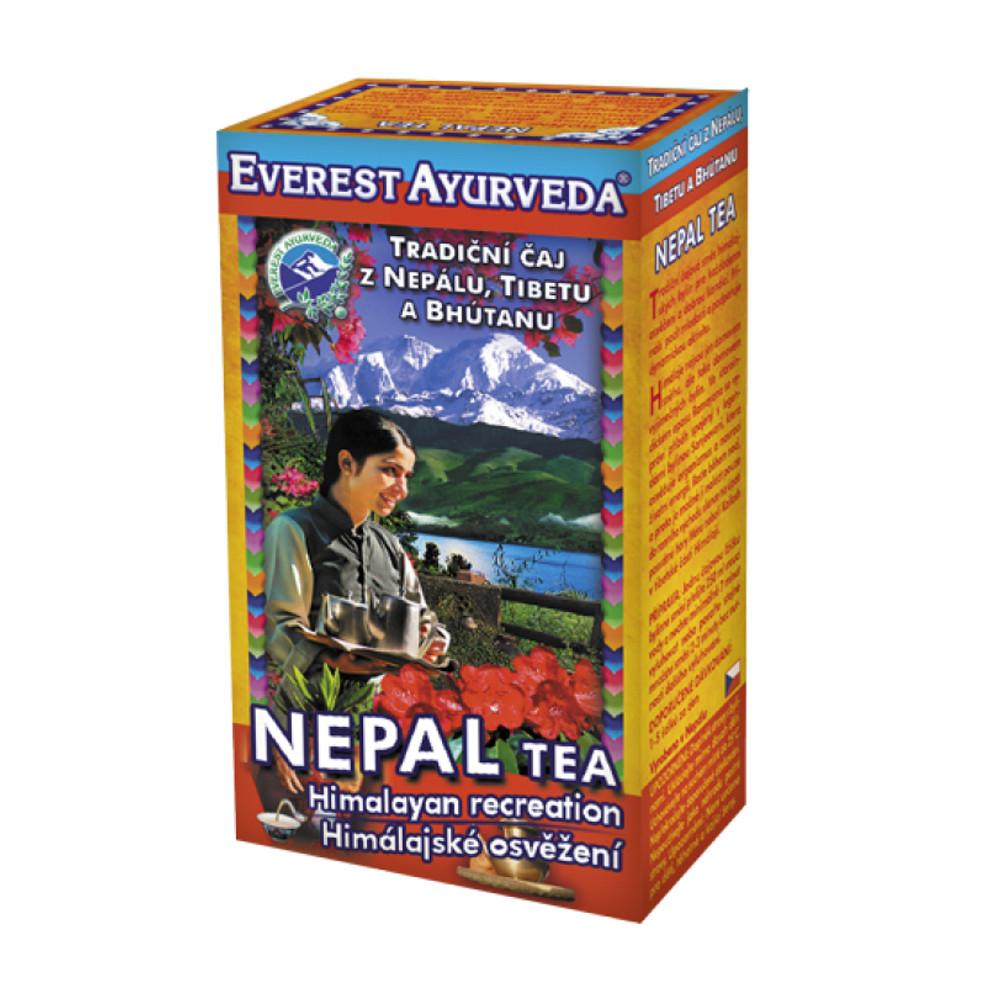 Everest-Ayurveda NEPAL Himálajské osvěžení 50 g sypaného čaje