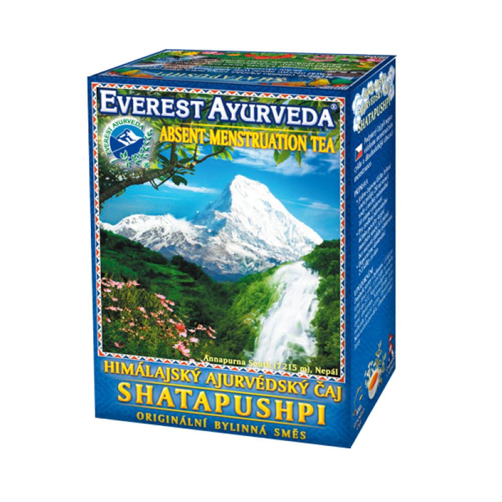 Everest-Ayurveda SHATAPUSHPI Absence menstruace 100 g sypaného čaje