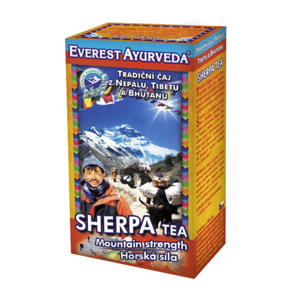 Everest-Ayurveda SHERPA Horská síla 50 g sypaného čaje