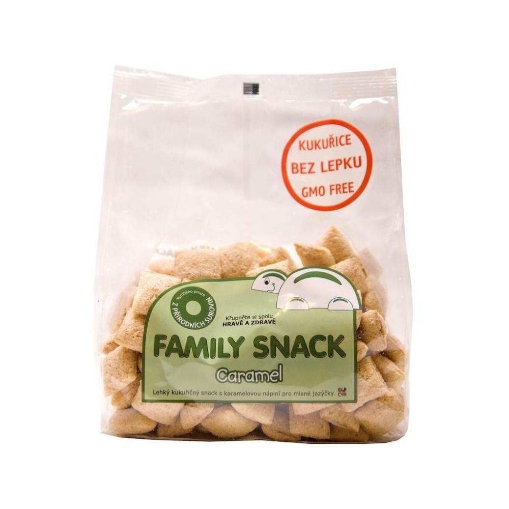 FAMILY SNACK CARAMEL 165 g