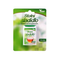 Fan sladidlo Stevia 7.8g / 150 tabliet