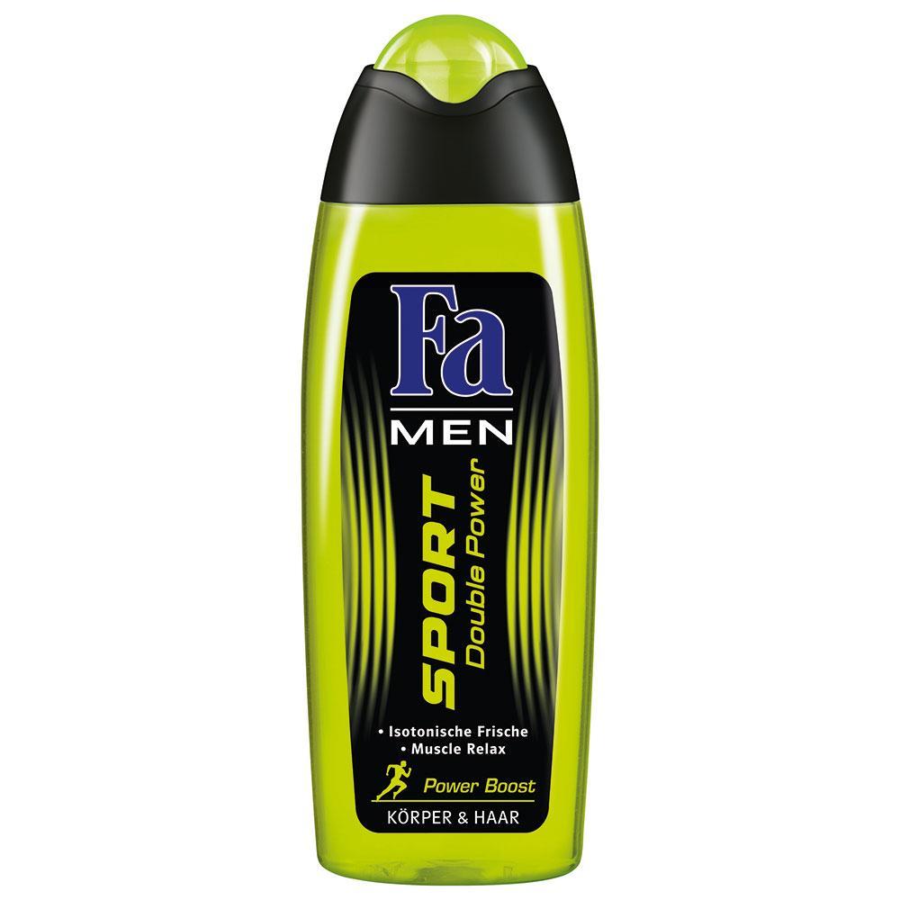 FA sprchový gél 250 ml Men Double Power