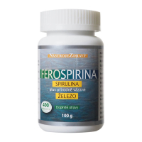 FEROSPIRINA spirulina plus 400 tabliet