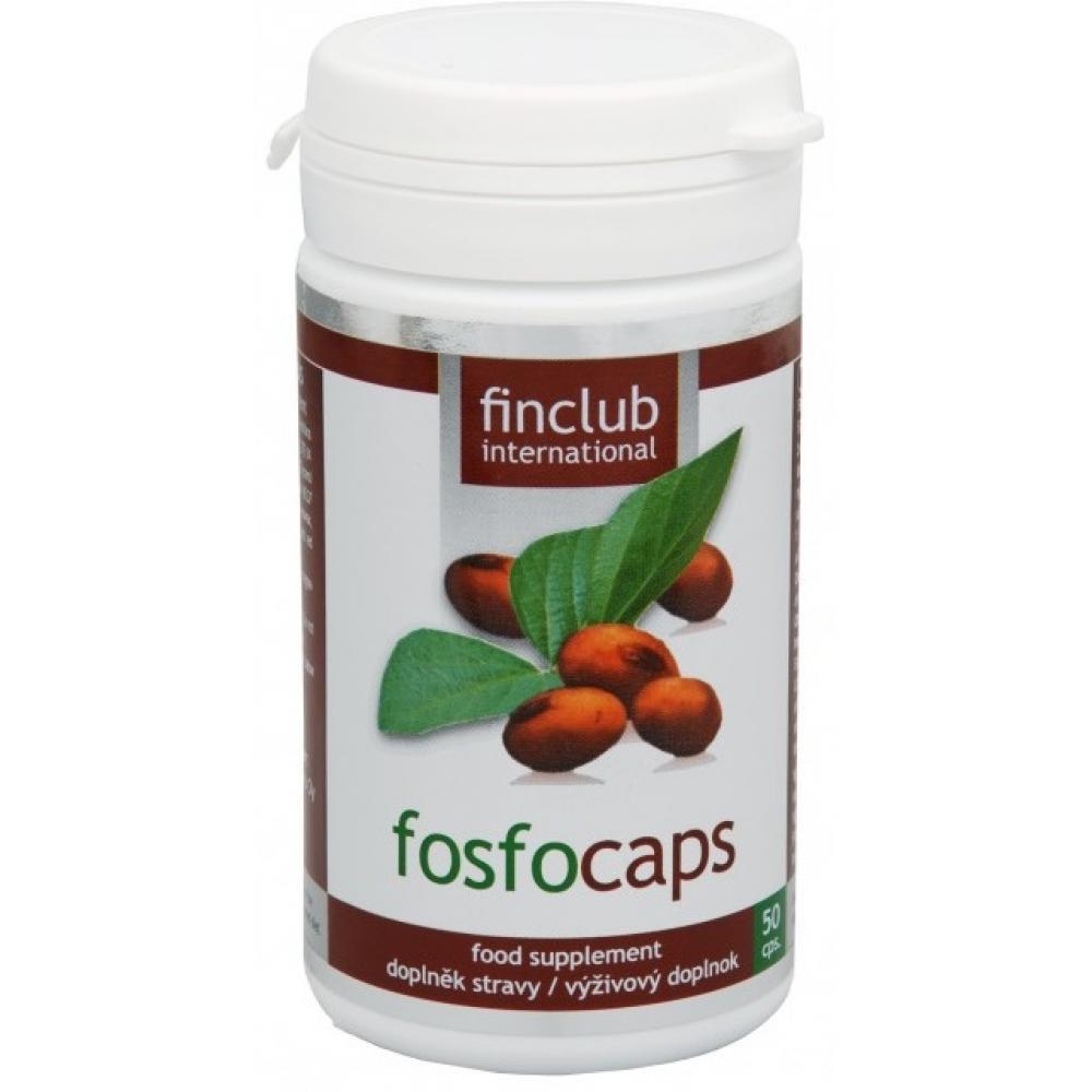 FIN Fosfocaps 50 kapsúl
