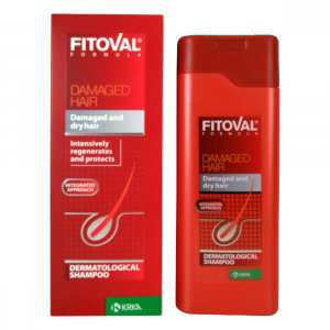 FITOVAL SHAMPOO FOR DAMAG. HAIR 200ML