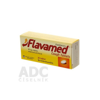 Flavamed Cough Tablets tbl 30 mg 1x20 ks