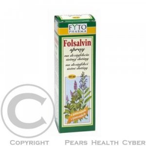 FYTO FOLSALVIN SPRAY aer ora 1x30 ml
