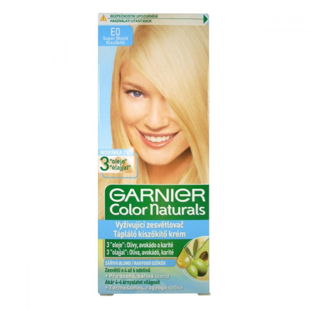 GARNIER Color Naturals farby na vlasy odtieň 20 super blond ... 4ea6ee61c1a