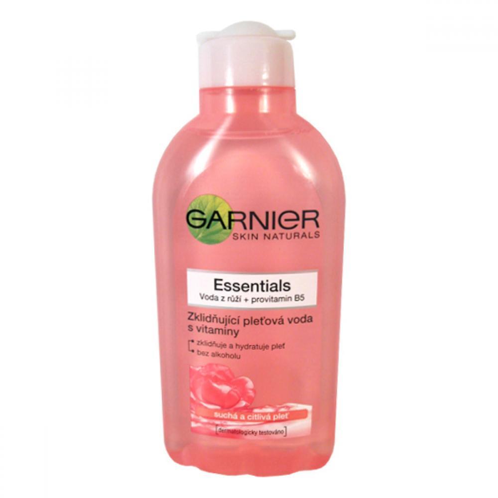 Garnier Essentials pleťová voda na suchú a citlivú pleť 200 ml