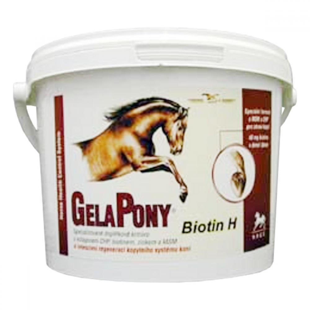 Gelapony Biotín 600 g auv