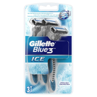 GILLETTE Blue3 ice holítko 3 ks