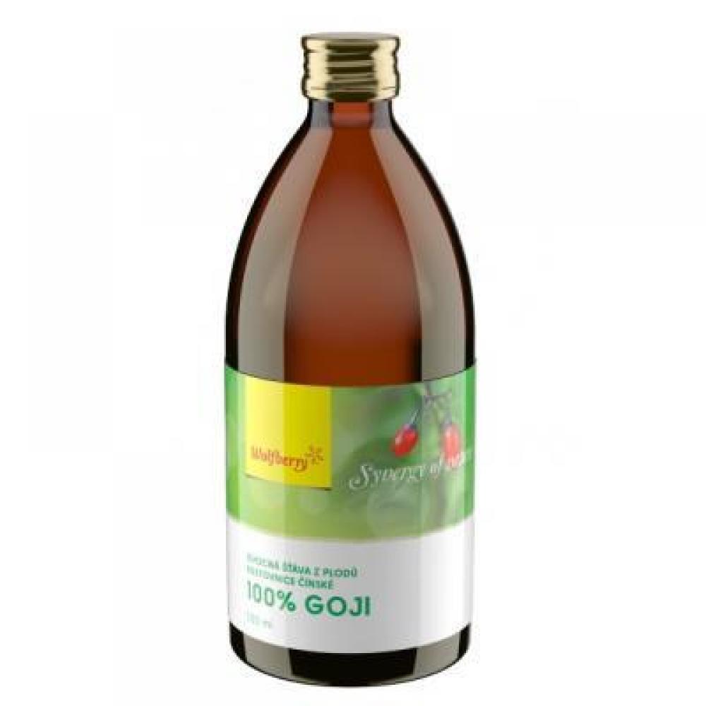 Wolfberry BIO Goji šťava 100% 250 ml