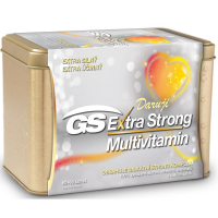 GS Extra Strong Multivitamin v plechovej krabičke 120 tabliet