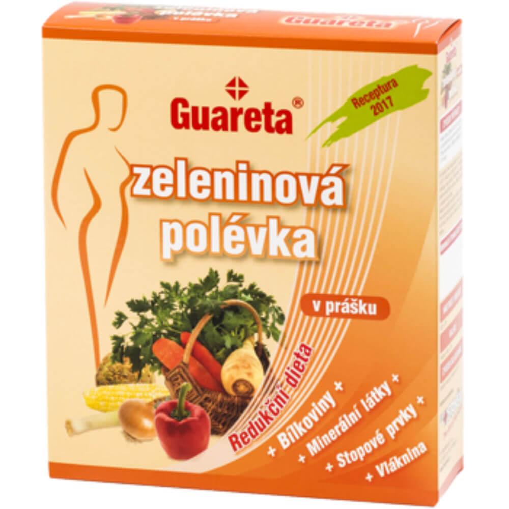 Guareta zeleninová polévka v prášku 3 ks