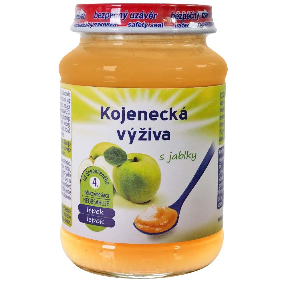 Dojčenská výživa jablčná 190 g