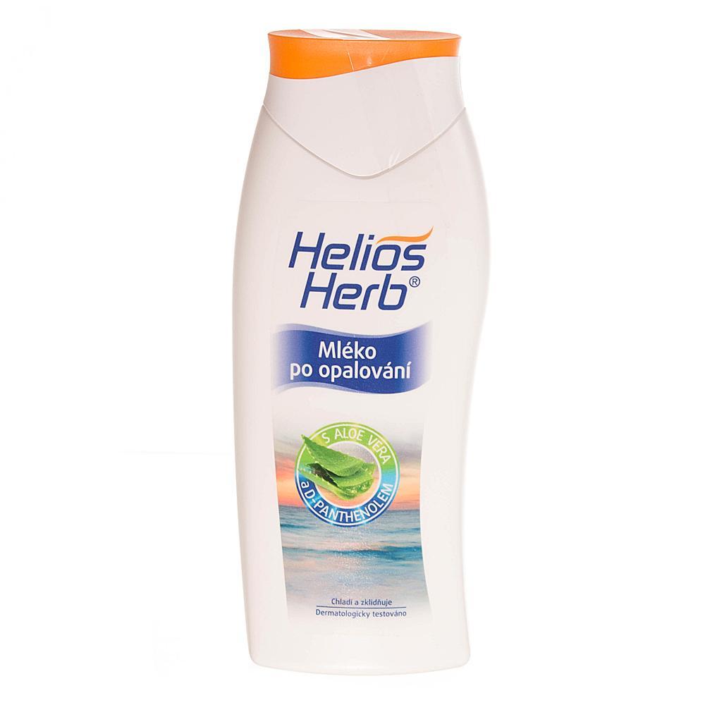 HELIOS Herb mlieko po opaľovaní 400 ml