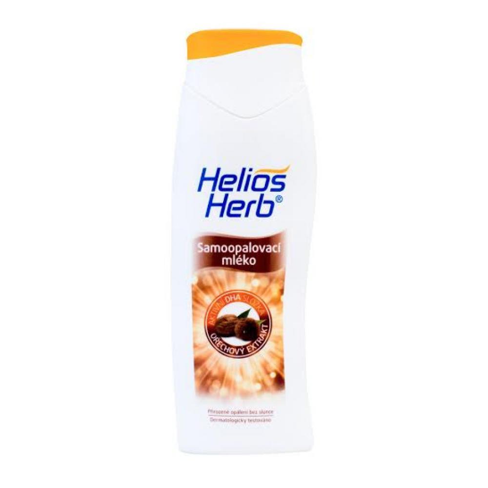 HELIOS Herb samoopalovací mléko 200 ml