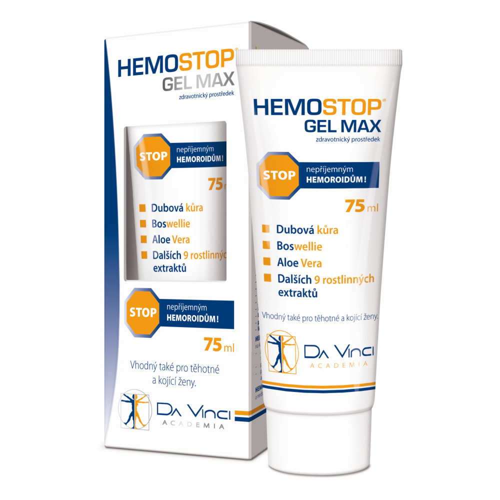 SIMPLY YOU Hemostop gél max 75 ml