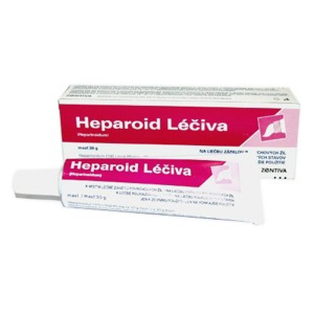 HEPAROID masť 30g - MojaLekáreň.sk 6df7005c656
