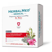 HerbalMed MEDICAL Dr.Weiss 20 pastiliek