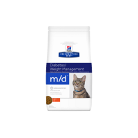 Hill's Prescription Diet™ m/d™ Feline granule 1,5 kg