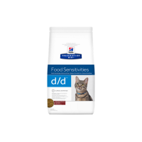 Hill's Prescription Diet™ Feline d/d™ Venison & Green Pea granule 1,5 kg