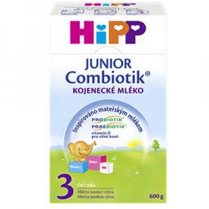 HIPP JUNIOR COMBIOTIC3 600 g