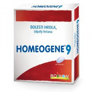 HOMEOGENE 9 60 tabliet