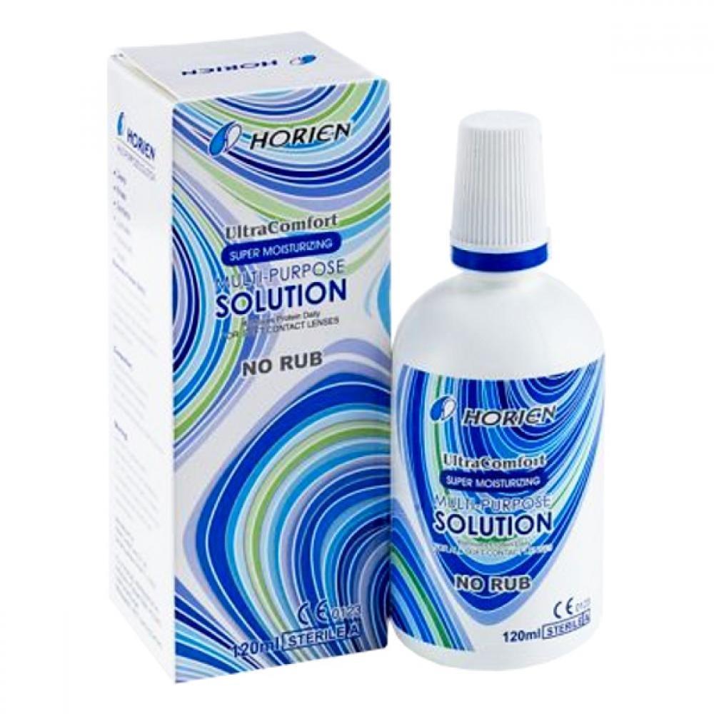 Horien - roztok na kontaktné šošovky 120 ml