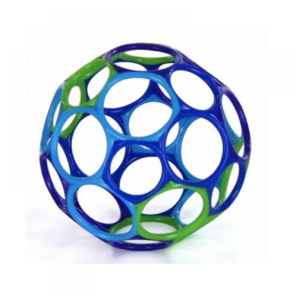 Bright Starts hračka/hryzátko Oballo 10 cm, 0m+