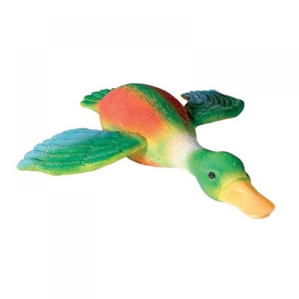 TRIXIE Hračka pes Kačica lietajúce pískacie latex 30 cm