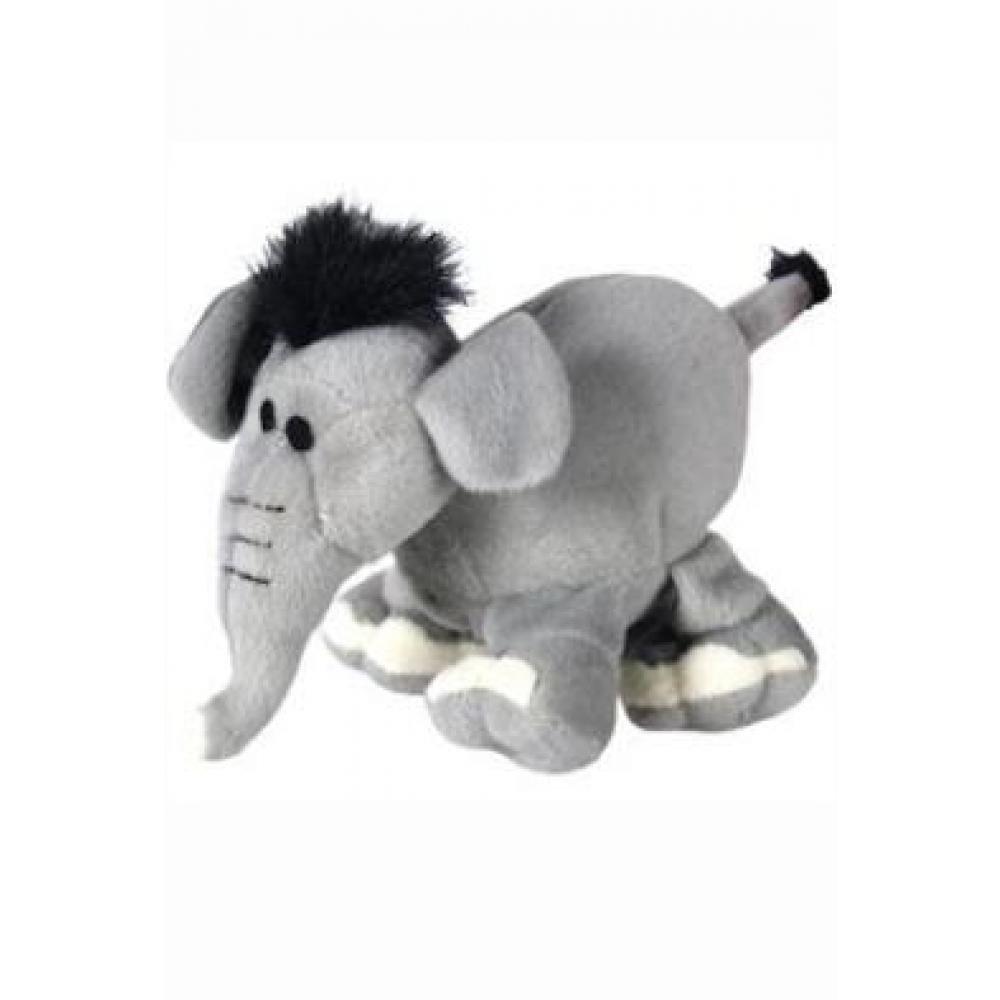 Hračka pes ZOO Park slon plyš 16-22cm
