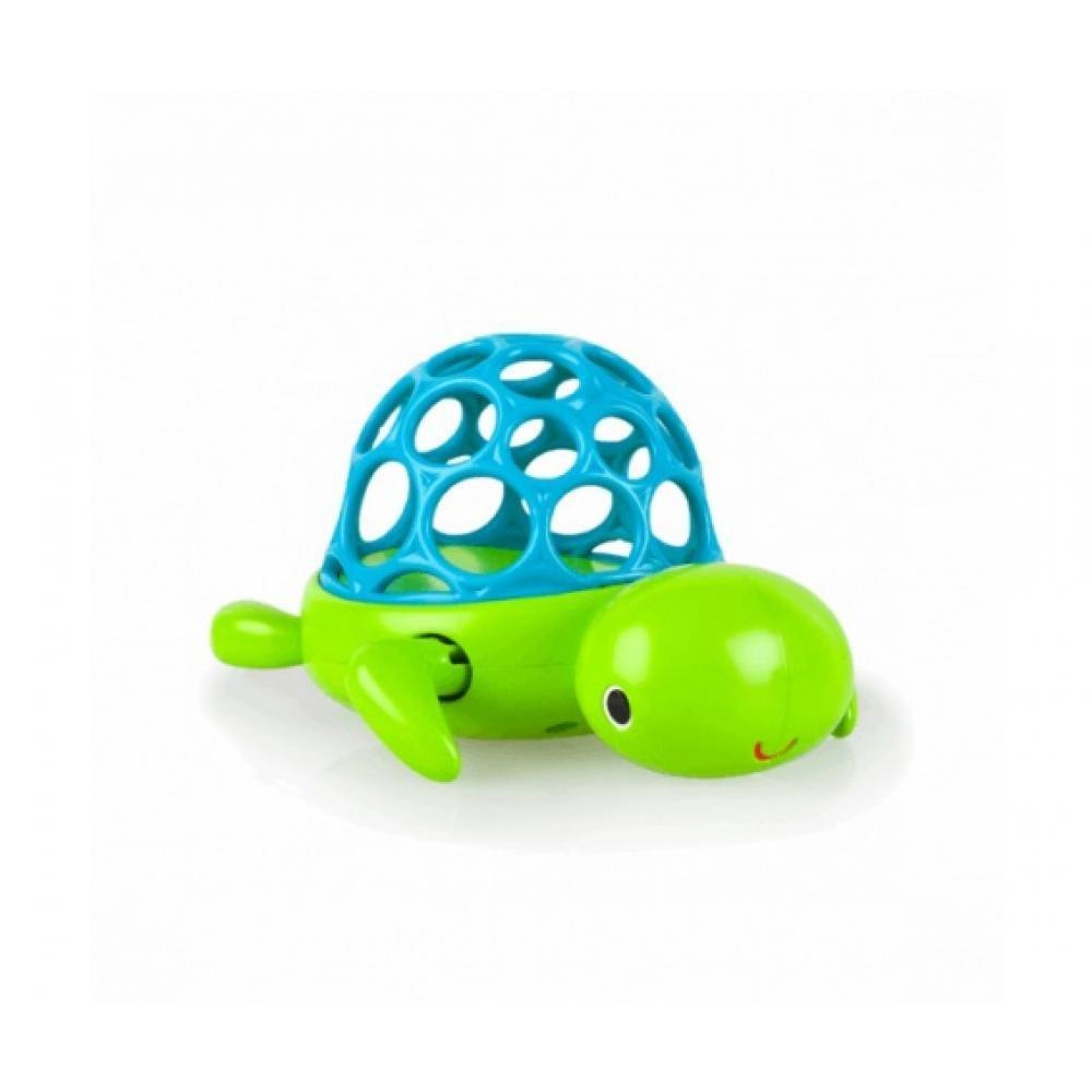 BRIGHT STARTS hračka do vody korytnačka 6m +
