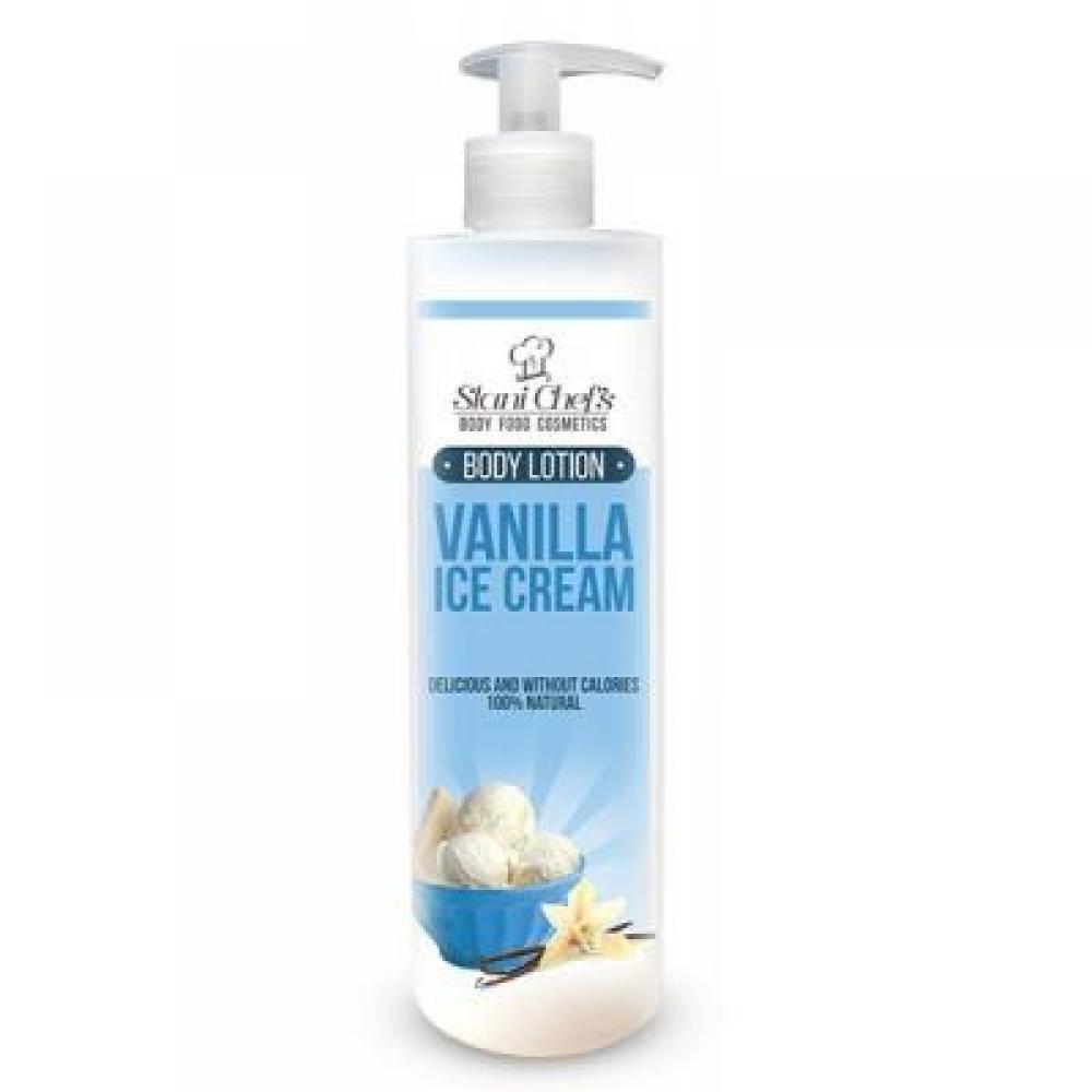 Hristina Prírodné telové mlieko vanilková zmrzlina 250 ml