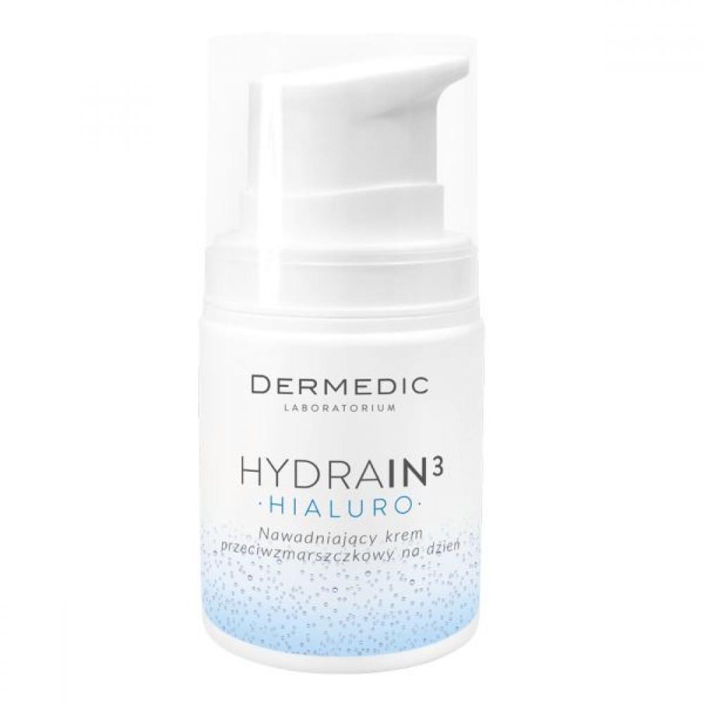 Dermedic HydraIn3 Hialuro Anti Winkle Day Cream 55g (Suchá pleť)