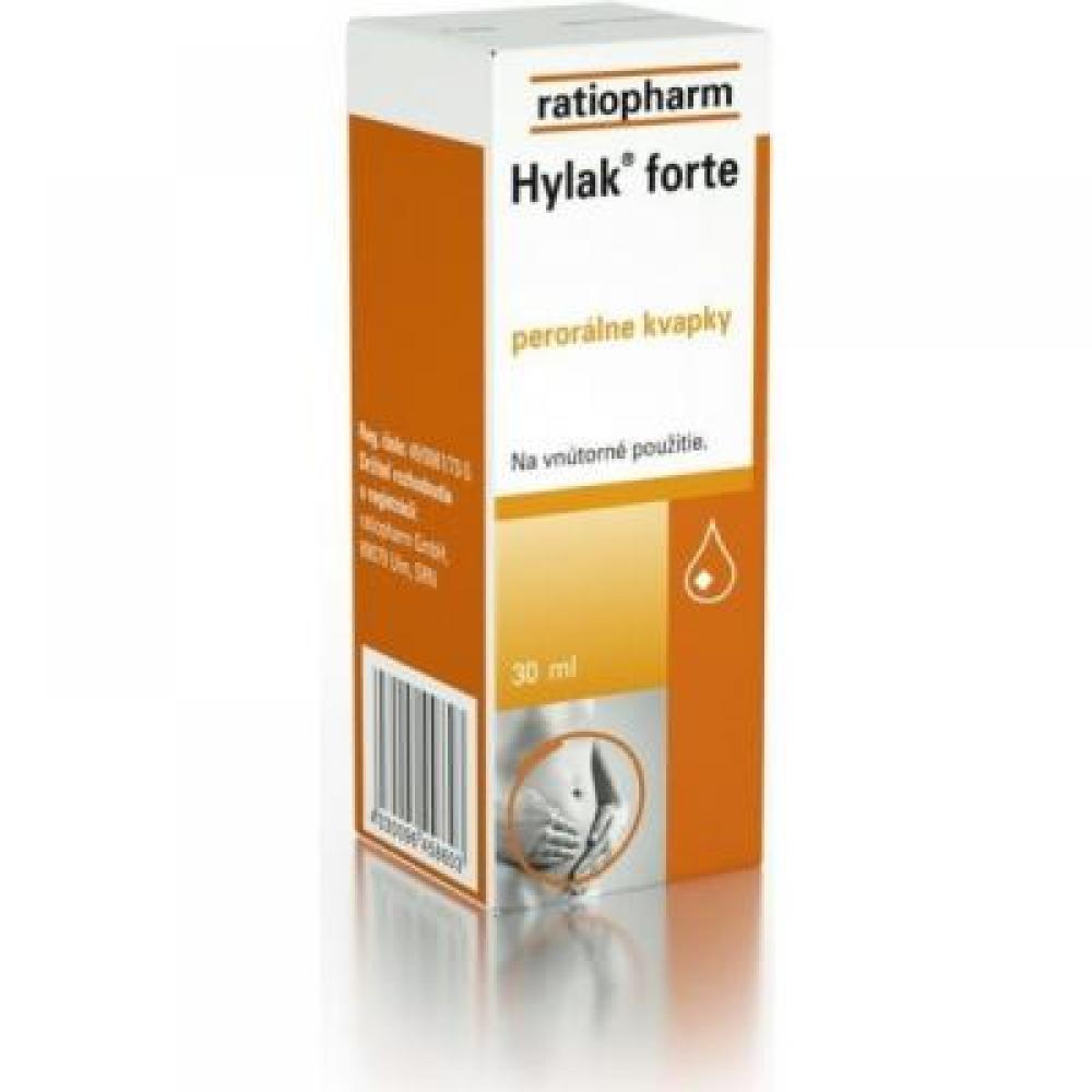 Hilak Forte - hızlı ve etkili yardım