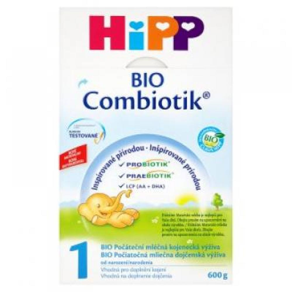 Obrázok HIPP 1 BIO Combiotik (600 g)  - dojčenské mlieko
