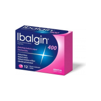 Ibalgin 400 mg 12 tabliet