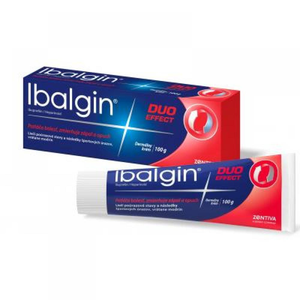 IBALGIN Duo Effect krém 100 g - MojaLekáreň.sk c1467c10404