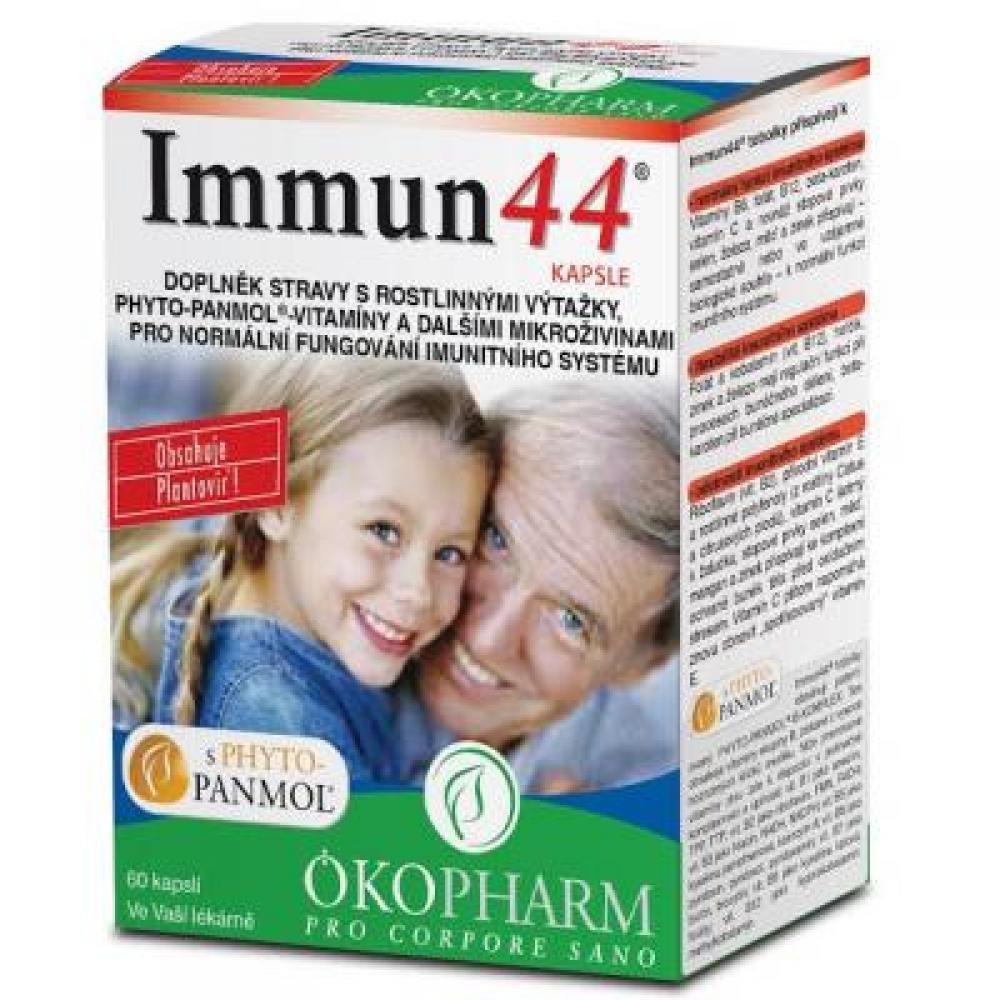 Immun44 60 kapslí
