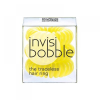 Invisibobble Hair Ring gumička žltá (3 kusy v balení)
