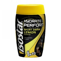 ISOSTAR Hydrate & Perform prášok LEMON 400 g