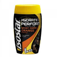 ISOSTAR Hydrate & Perform prášok ORANGE 400 g