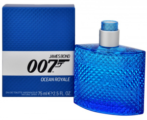 James Bond 007 Ocean Royale 75ml