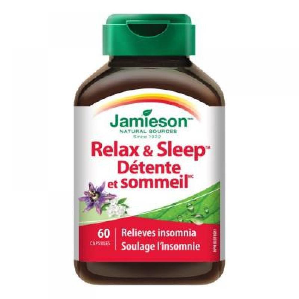 Jamieson Relax a spánok 60 kapsúl