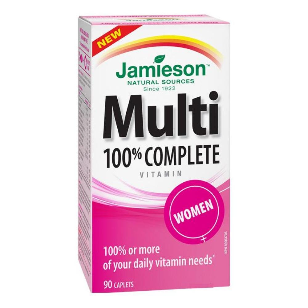 Jamieson Vita-Vim(TM) pre ženy 90 kapsúl%